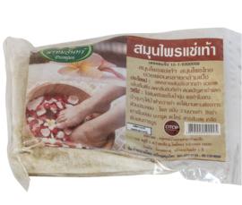 Kruiden voor een natuurlijk voetbad van de makers van de originele Thaise kruidenstempels.