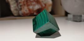 Malachiet kubus