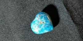 Apatiet Blauwe hartje