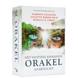 HET MYSTIEKE SJAMANEN ORAKEL KAARTENSET