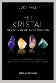 Het Kristal orakel van helende wijsheid. Judy Hall