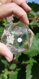 Bergkristal octaëder