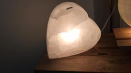 Seleniet lamp Hartvorm