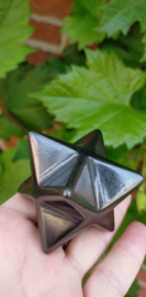 Shungit Merkaba 4 cm