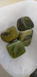Jade (groene) uit Peru