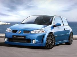 "Body Kit Renault Megane II ""VEGA"" iBherdesign"