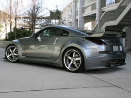 "Rear Wheel Arches Nissan 350Z ""HAVOC WIDE"" iBherdesign"