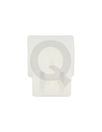 Multiconnector 2 pin female 6,3 mm