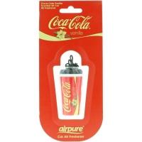 Coca Cola - vanilla - airfreshner