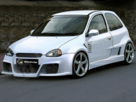 "Body Kit Opel Corsa B ""OPTIMA WIDE"" iBherdesign"