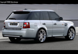 "Rear Bumper Range Rover Sport ""CRUSADER"" iBherdesign"