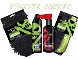 VooDoo Ride Starter Pakket (4 stuks)