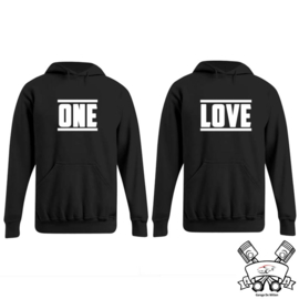 Hoodie One Love