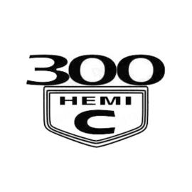 Chrysler 300C Hemi Logo