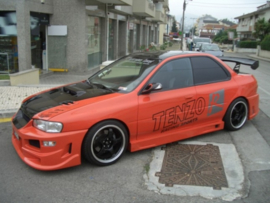 "Side Skirts Subaru Impreza ""MONZA"" iBherdesign"