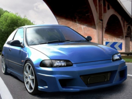 "Body Kit Honda Civic Hatchback ""KOMODO"" iBherdesign"