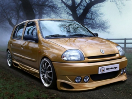 "Body Kit Renault Clio II ""SPIRIT"" iBherdesign"