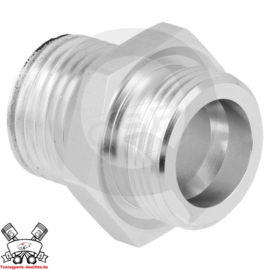 """Oliekoeler adapter M22 - 1/2""""BSP"""