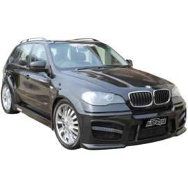 Chargespeed Complete wide-bodykit passend voor BMW X5 E70 2010-