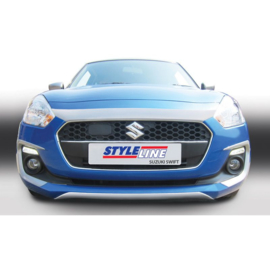RGM Motorkap cover/beschermer passend voor Suzuki Swift IV 5-deurs excl. Sport 5/2017- Zilver