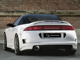 "Rear Bumper Mitsubishi Eclipse ""REBEL"" iBherdesign"