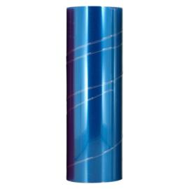Koplamp-/achterlicht folie - Blauw - 100x30 cm