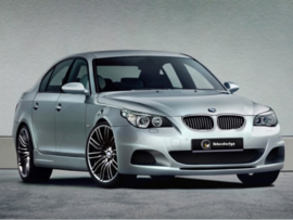 "Body Kit BMW E60 ""KAIET"" iBherdesign"