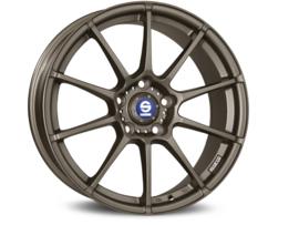 Sparco Assetto Gara Wheels Flat Bronze