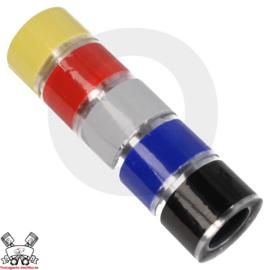 Silicone tape (keuze uit diverse kleuren)