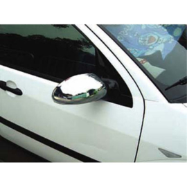 SpiegelCovers chroom passend voor Ford Focus 10/98-