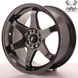 JR-Wheels JR3 Dark Hyper Black 18 Inch 9J ET40 5x100/120