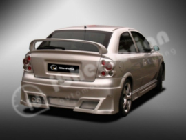 "Body Kit Opel Astra G ""SAMURAI"" iBherdesign"