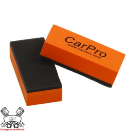 CarPro - Cquartz Applicator Pad orange