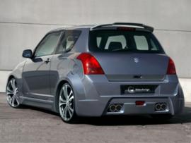 "Rear Wheel Arches Suzuki Swift II ""KARANG WIDE"" iBherdesign"