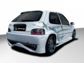 "Side Skirts Citroen Saxo ""EVO_X"" iBherdesign"