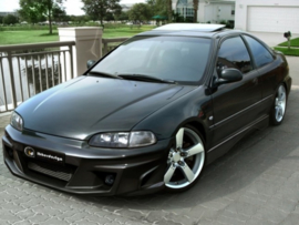 "Body Kit Honda Civic Coupe ""KOMODO"" iBherdesign"