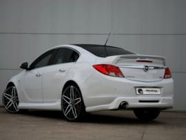 """Rear Bumper Spoiler Opel Insignia """"KAMPALA"""" iBherdesign"""