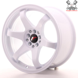 JR-Wheels JR3 White 17 Inch 9J ET35 5x100/114.3