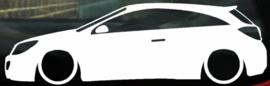 Opel Astra Logo
