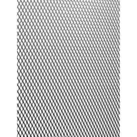 Simoni Racing Aluminium racegaas - 125x20cm - ruit 2.3x5mm