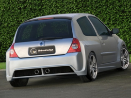 """Rear Wheel Arches Renault Clio II """"MOHAVE WIDE"""" iBherdesign"""