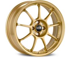 OZ-Racing Alleggerita HLT Wheels Gold
