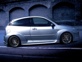 """Side Skirts Ford Focus I """"ZION WIDE"""" iBherdesign"""