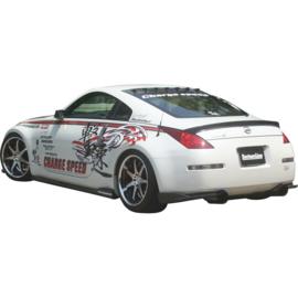 Chargespeed Achterbumperskirt passend voor Nissan 350Z Z33 BottomLine (FRP)