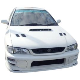 Voorspoiler passend voor Subaru Impreza STi 1998-2001 (PU)