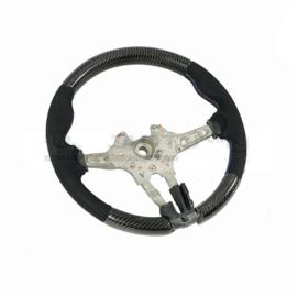 CarbonWorks Suede/Carbon Steering Wheel BMW M