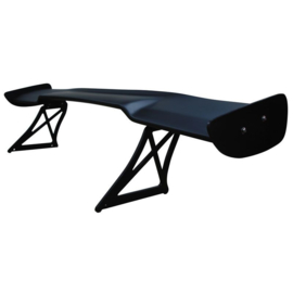 Achterspoiler Universeel 'GT Wing' (ABS) (lengte = 139,5cm)