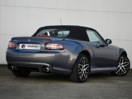 "Rear Bumper Spoiler Mazda MX5 ""CALIFORNIA"" iBherdesign"