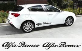 Alfa Romeo Tekst