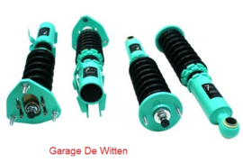 Nissan S13 89-94 7TWENTY Coilover Suspension Kit
